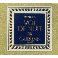 Etiquette Parfum Guerlain VOL DE NUIT Paris
